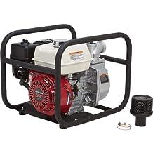NorthStar Semi-Trash Pump - 2in. Ports, 10,010 GPH, 5/8in. Solids Capacity, 160cc Honda GX160 Engine