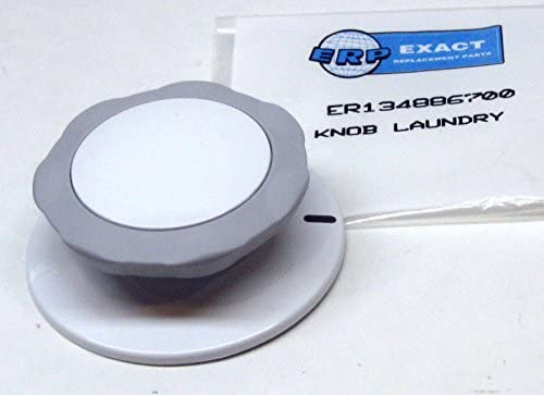 Kelvinator newlifeapp 134886700 Timer Knob Replacement for Frigidaire White Westinghouse Gibson Sears Kenmore Tappan Electrolux.