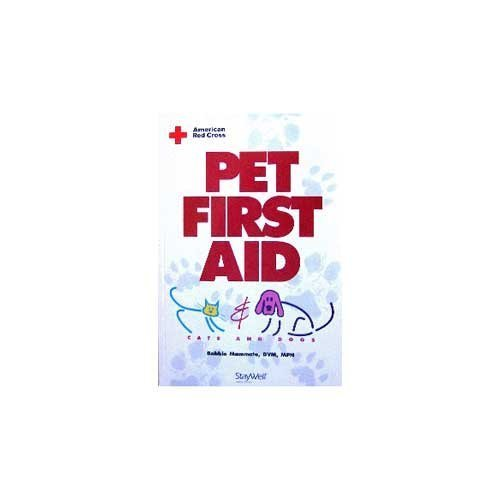 american-red-cross-pet-first-aid-book
