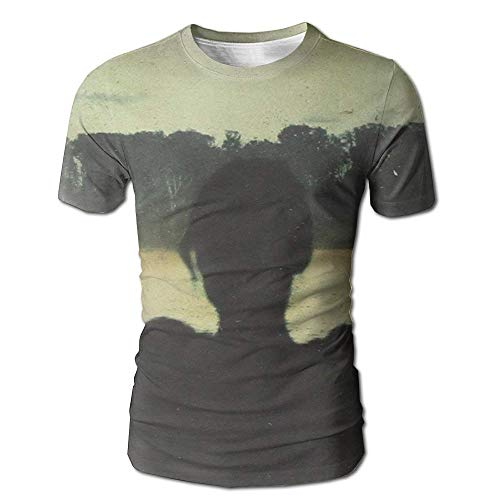 Geneva F Porcupine Tree Deadwing Men's Fashion 3D Printed Short Sleeve Tee M (Porcupine Tree T Shirt)