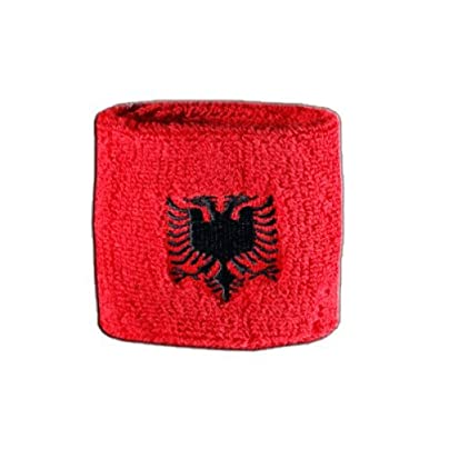 Digni reg Albania Wristband sweatband Estimated Price -