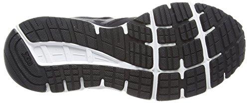 de Noir Noir Running Noir Chaussures Mizuno Blanc Synchro MX Compétition Homme 4wtTx7pqx