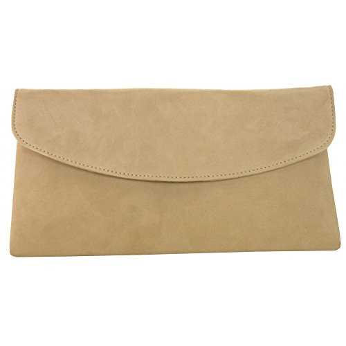 Clutch Bag Clutch Winema Bag Beige Suede 0fTwBqC
