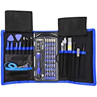 Conbo 76 in 1 Precision Screwdriver Set with Magnetic Driver Kit, Professional Electronics Repair Tool Kit with Portable Oxford Bag for Repair Cell Phone, iPhone, iPad, Watch, Tablet, PC, MacBook