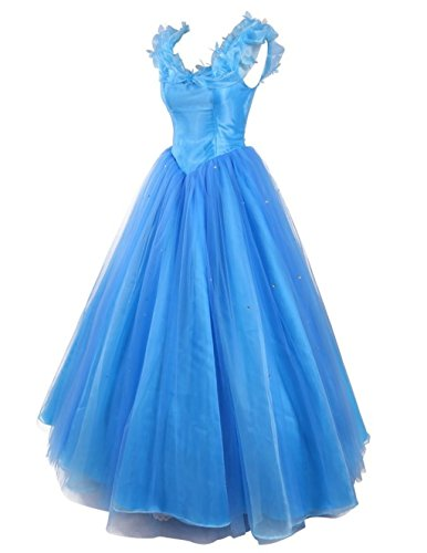 Blue Black Dresses Kleider Kleider Ball Damen Fanciest Ball Quinceanera Cinderella Sweet 16 ZvXwqPx