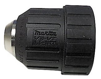 Makita 763132-1 3/8-Inch Keyless Chuck for 3/8-Inch 24 Thread Spindle