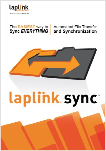 Software : Laplink Sync 7 for Mac OSX - 30 Day Free Trial [Download]