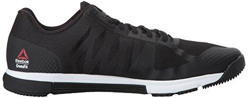 Shoe Trainer 0 Red Black White Cross Mens TR Primal 2 Reebok Speed Crossfit Zx8wSnT