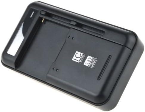 yan/_Battery Charger for Samsung B105BU Galaxy Light SGH-T399 B105BE 1800mAh Phone