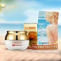 Crema de aislamiento Lazy Person, crema UV, corrector hidratante ...