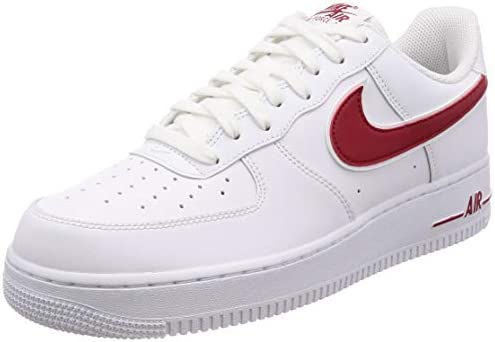outlet store 6562d d2b9c Nike Air Force 1 '07 3, Men's Shoes, White (White 102), 11 ...