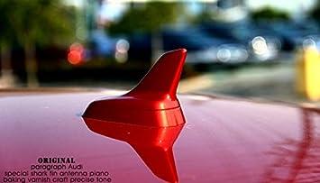 OEM de repuesto aleta de tiburón Roof Top Antena Rojo ...