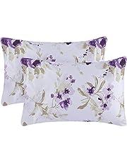 Mellanni Luxury Pillowcase Set - 1800 Bedding - Wrinkle, Fade, Stain Resistant