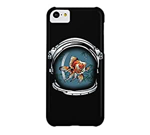 Astrorium iPhone 5c Black Barely There Phone Case - Design By Humans