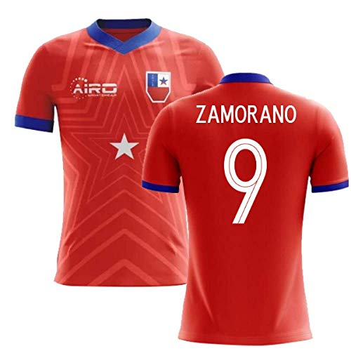 Airosportswear 2018-2019 Chile Home Concept Football for sale  Delivered anywhere in USA