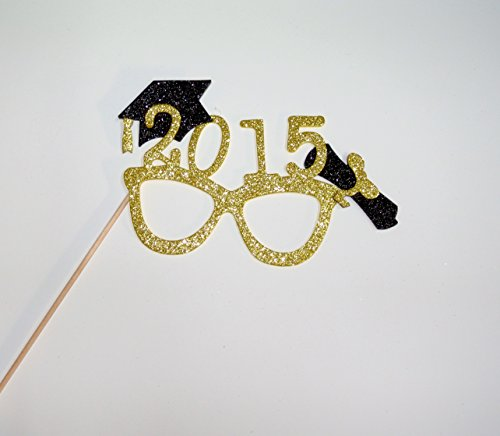 picwrap Graduation Glasses Photo Booth Props We did it