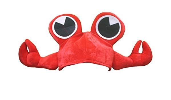Sombrero unisex de Petitebelle con diseño de cangrejo rojo para ...
