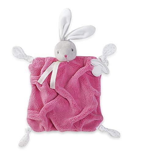 Kaloo Plume Doudou Rabbit - Raspberry ()