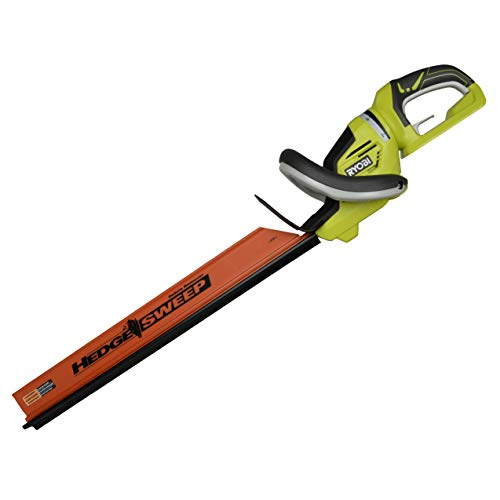 Ryobi RY40602 40 Volt 24-inch Hedge Trimmer w/Rotating Handle (Bare Tool)