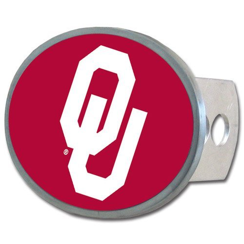 Oklahoma Sooners Hitch Cover - 9