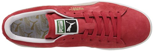 Multicolore Rouge Suede Adulte Blanc White Risk High Classic Baskets Red Mixte Puma Mode TqY0YBw