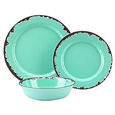 Dinnerware Dished Set