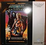 Masters Of The Universe Laserdisc
