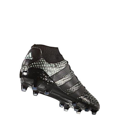Adidas Uomini Asso 16.1 Primeknit Scarpe Da Calcio-formazione Vapgrn / Cblack / Cblack