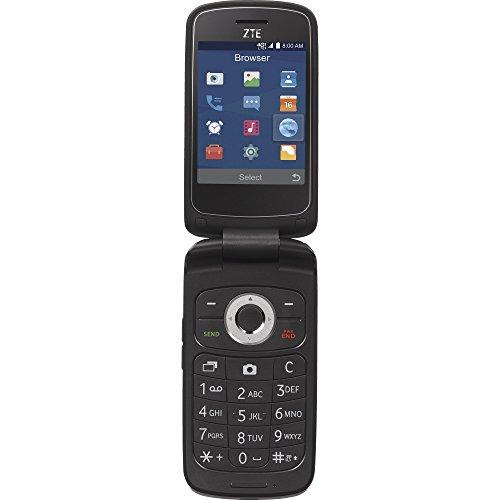 Total Wireless Z233 Flip Prepaid Carrier Locked - 2.8inch...