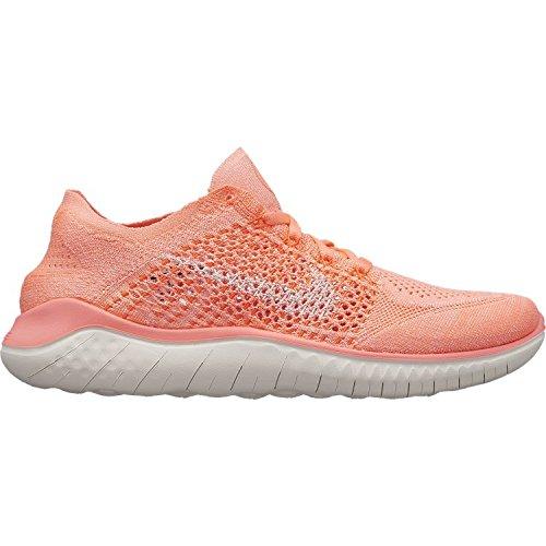 Nike WMNS Free Rn Flyknit 2018 Womens 942839-801 Size 5.5 by Nike (Image #2)