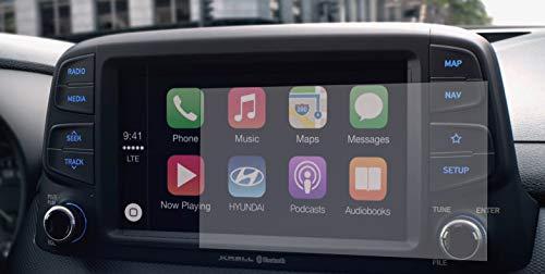 - PcProfessional Screen Protector (Set of 2) for 2018 2019 Hyundai Santa Fe Santa Fe XL 7