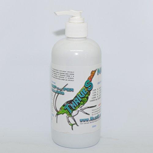 Aquarium Fertilizer Shrimp Specific | ThriveS All In One Liquid Fertilizer | NilocG Aquatics (500ml)
