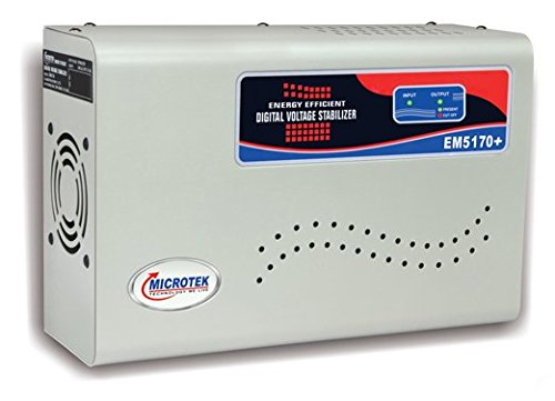Microtek EM5170+ Automatic Voltage Stabilizer for AC up to 2 ton