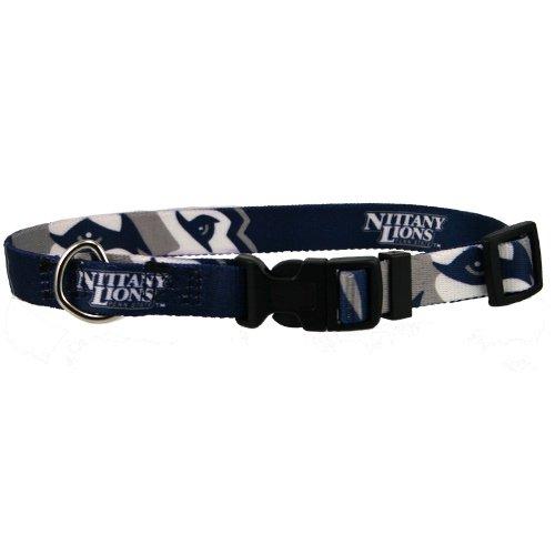 Hunter NCAA Penn State Nittany Lions Navy Adjustable Dog Collar (Small)