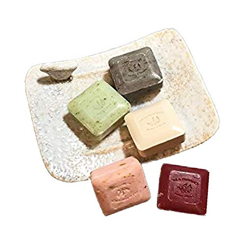 Pre de Provence French Milled Bath Bar Guest Soap Gift Set