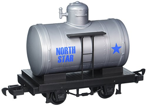 Bachmann Industries Li'l Big Haulers North Star G-Scale Tank Car, Large (Bachmann Large Scale Tank Car)