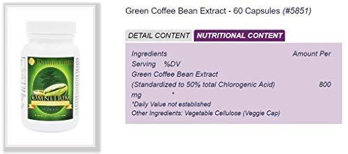 Omnitrition Bundle - Garcinia Cambogia & Green Coffee Bean Extract Combination by Generic (Image #2)