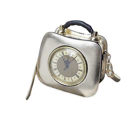 De Main Bandoulière Lrsny sac sac Mode D'horloge sac Dames À C aqqxFIfw