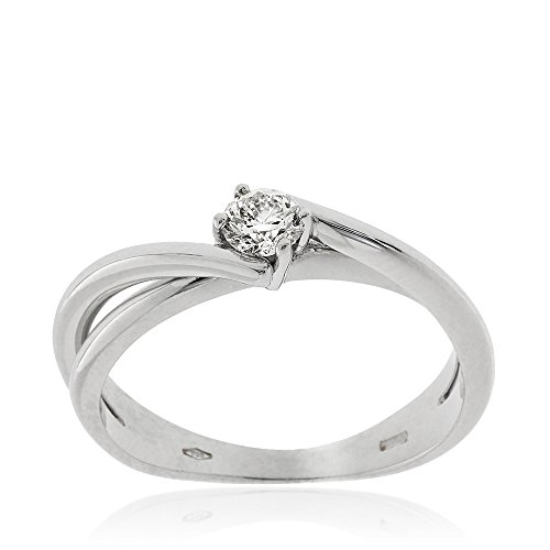 0.25 Ct Solitaire - 3