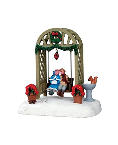 (Lemax Village Collection the Garden Swing #54926)
