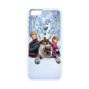 Case For iPhone 6, Elsa Frozen Case For iPhone 6, White Yearinspace088953