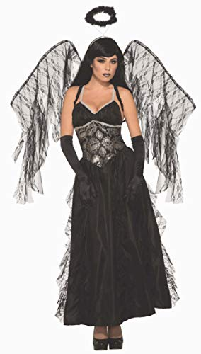 Forum 80415_STD-As-Standard Women's Fallen Angel Adult Costume, Standard, Pack of 1]()