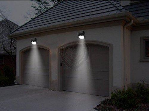 Solar Garden Lights 16 LEDs Motion-Sensor - Solar Wall Light, Solar Path Light, 2-Mode Bright and Dim Waterproof - EFUN: 0888917003693: Amazon.com: Books