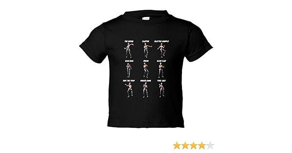 Camiseta niño bailes The Worm Flapper Ride The Pony - Negro, 3-4 ...