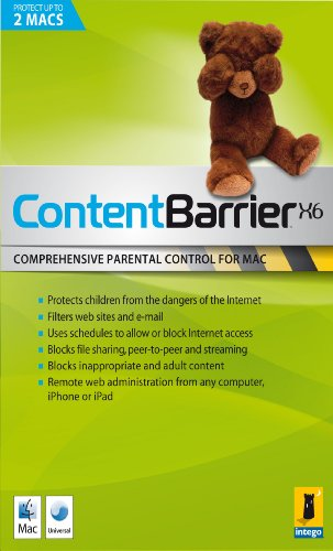 ContentBarrier X6 for Mac [Download]