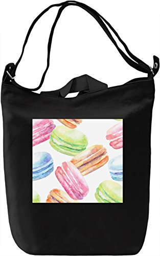 Sweet Print Borsa Giornaliera Canvas Canvas Day Bag| 100% Premium Cotton Canvas| DTG Printing|