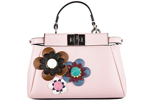 fendi-womens-leather-shoulder-bag-original-micro-peekaboo-nappa-shiny-pink