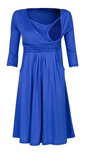 Viscose Jersey 3/4 Sleeve Dress - 9