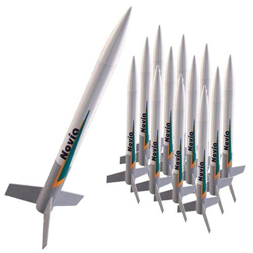 Quest Aerospace Novia Model Rocket Value Pack (12)