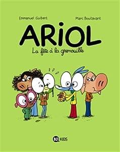 """Afficher """"Ariol n° 11 La fête à la grenouille"""""""